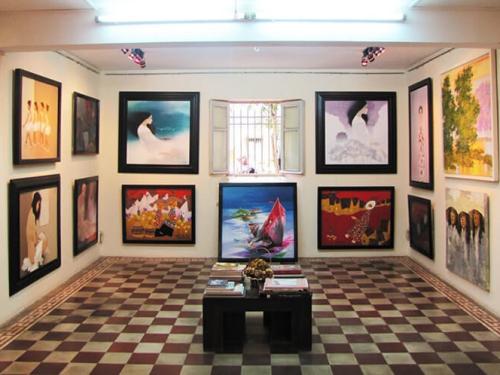 Vietnam ART Gallery