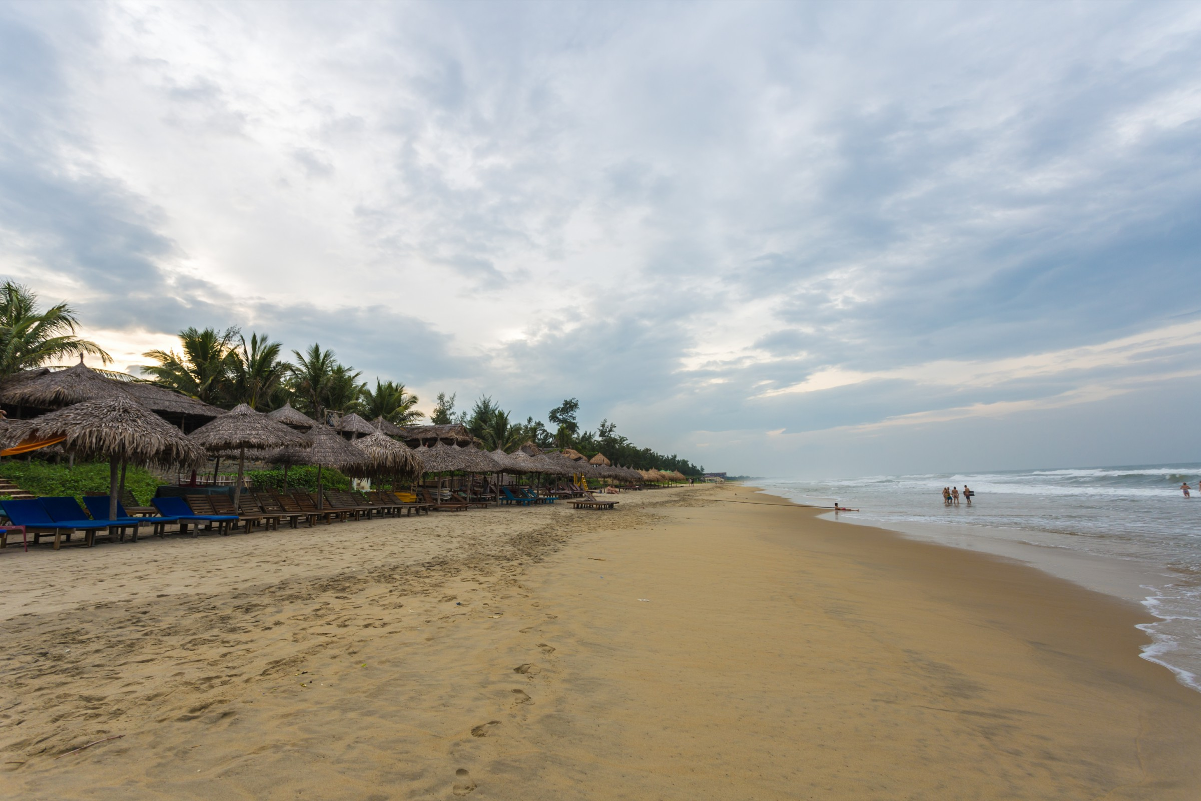 An Bang Beach in Hoi An