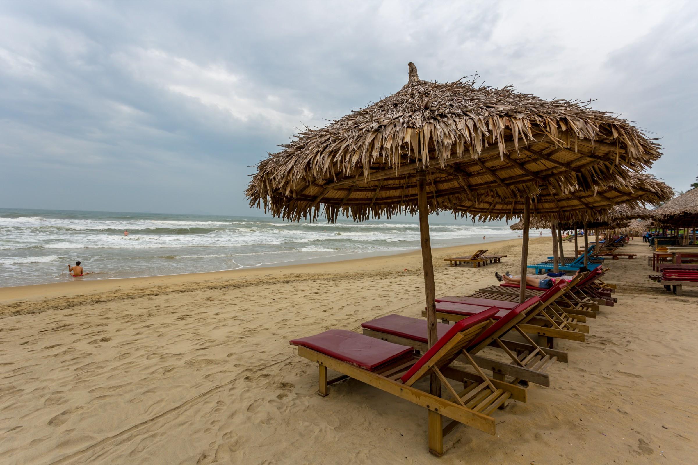 An Bang Beach - One Week Vietnam