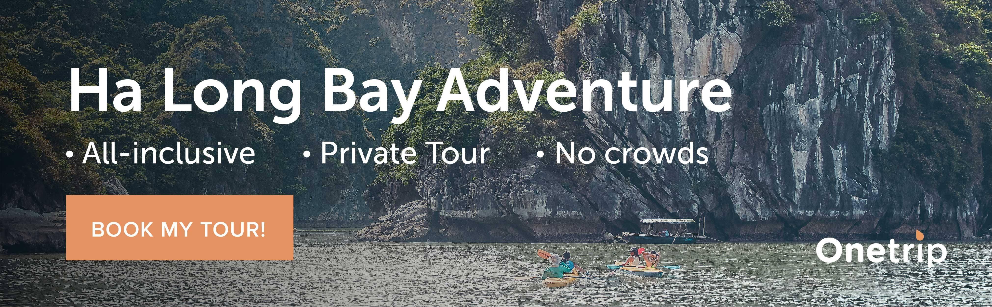 Tour to Ha Long Bay