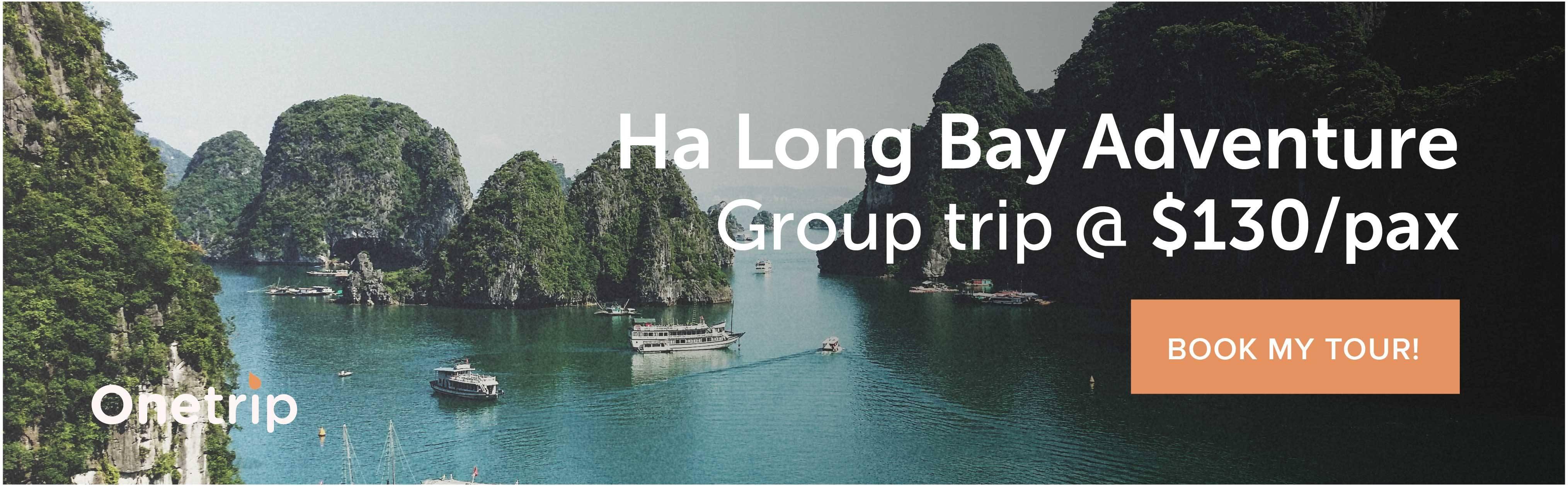 Ha Long Bay Tour