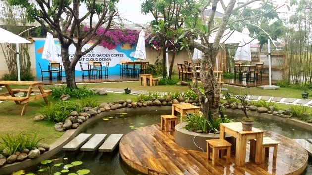 Cloud Garden Cafe - Open Air Cafe Da Nang