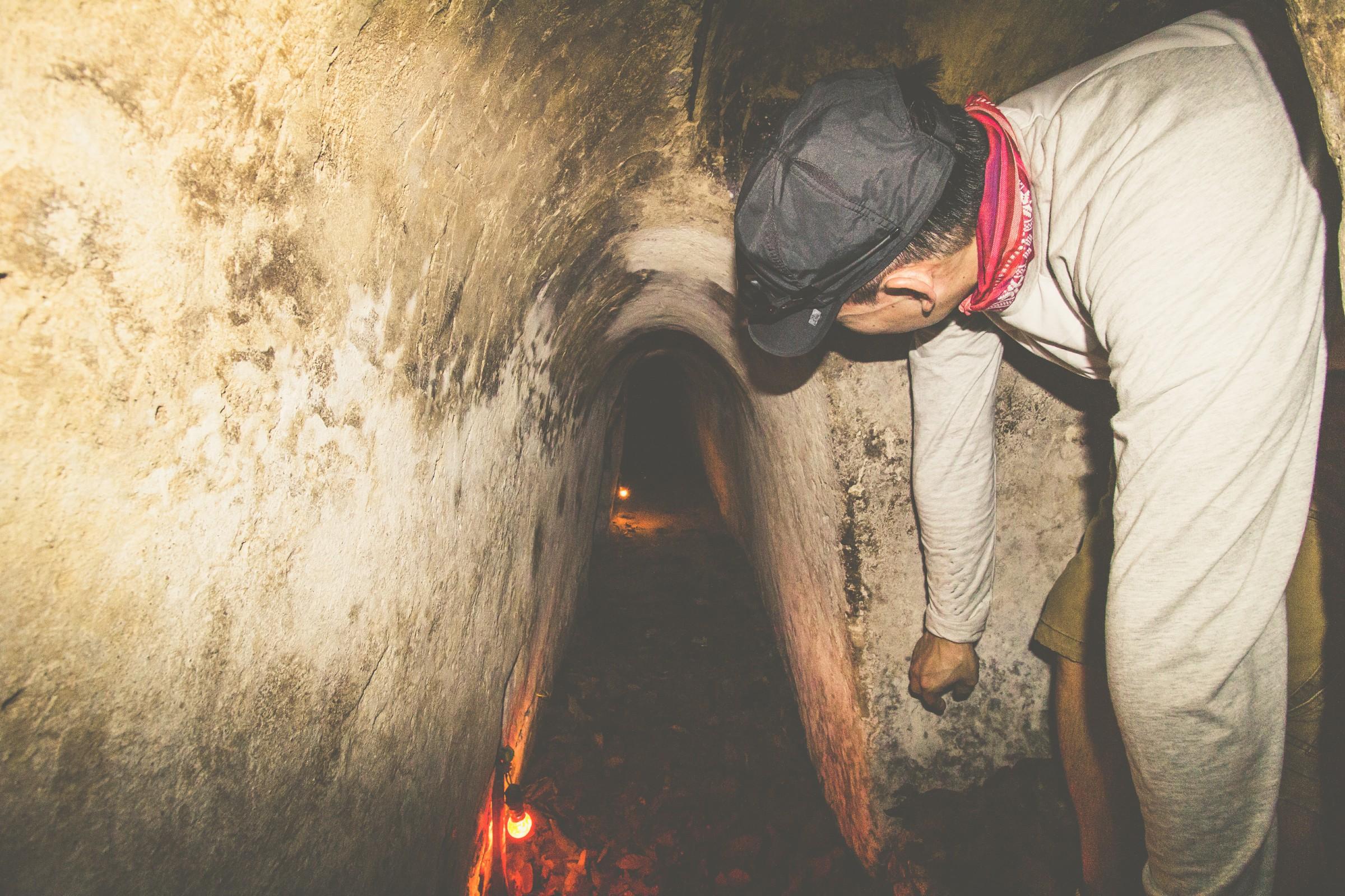 Cu Chi Tunnels - One Week Vietnam