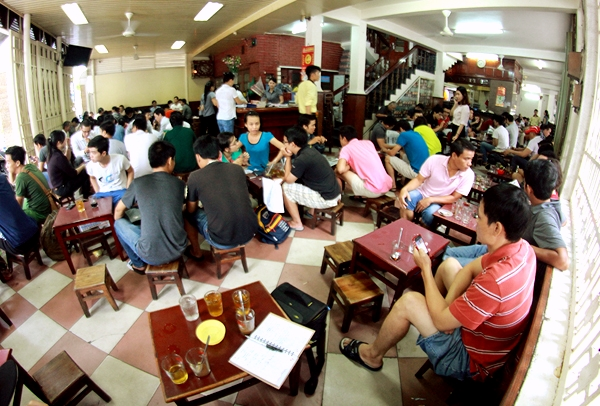 Long Cafe oldest Cafe Da Nang