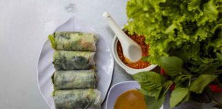 Spring roll Saigon