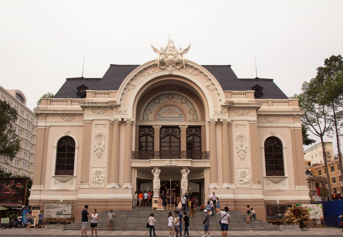 Opera House - One Week Vietnam