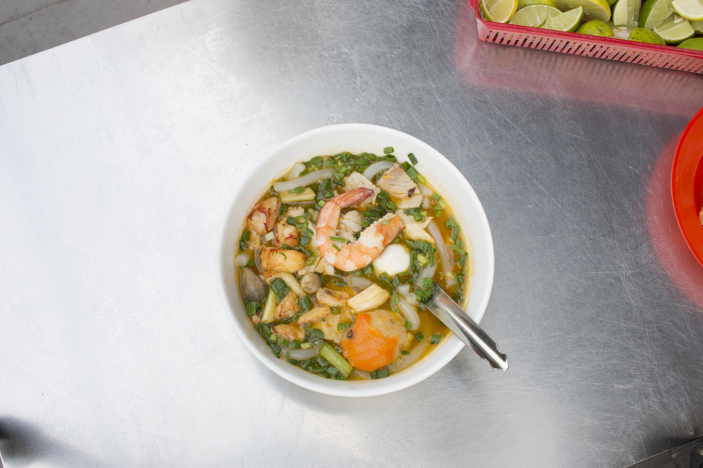 banh canh cua recipe