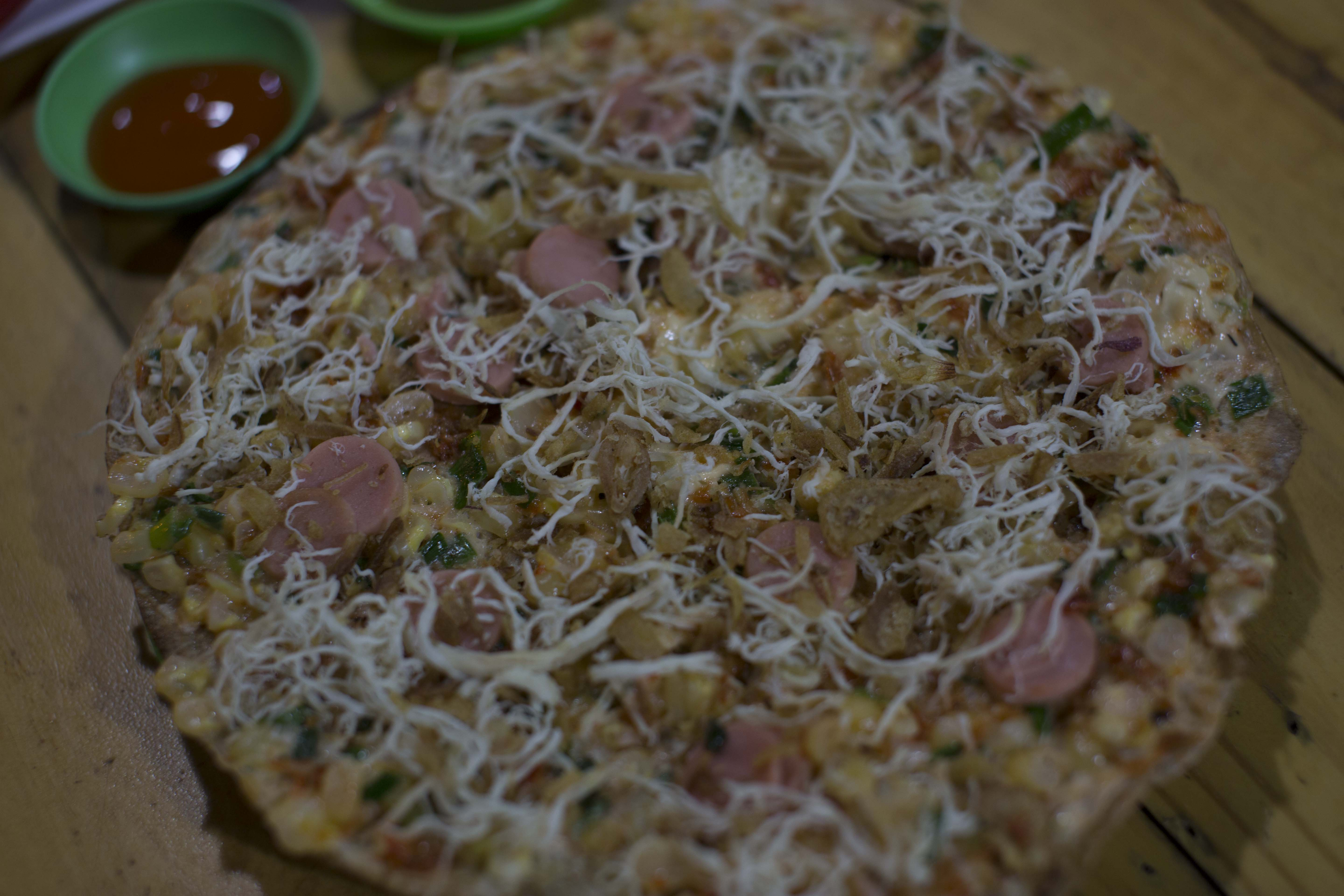 how to make vietnamese pizza