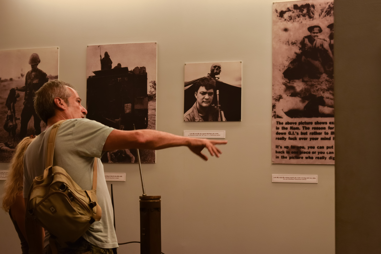 war remnants museum saigon
