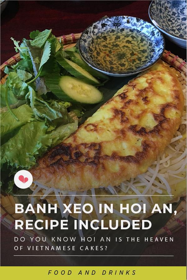 Banh Xeo In Hoi An Vietnamese Pancake