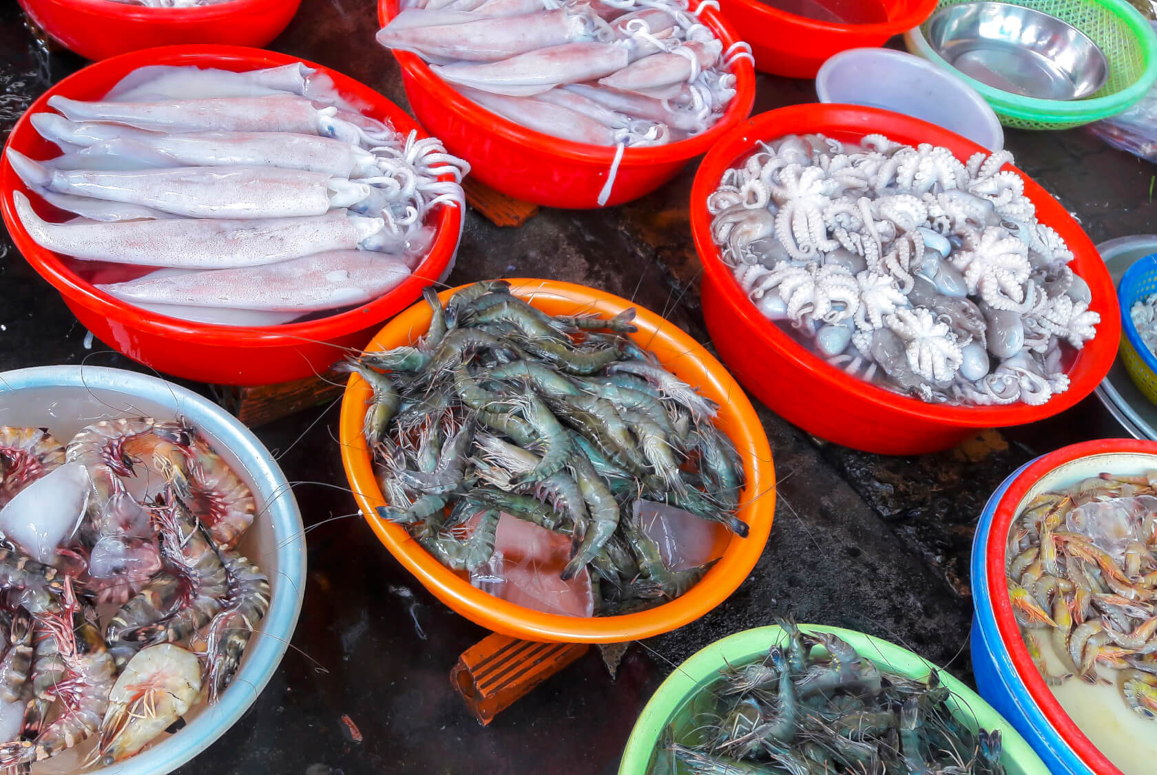 seafood vung tau