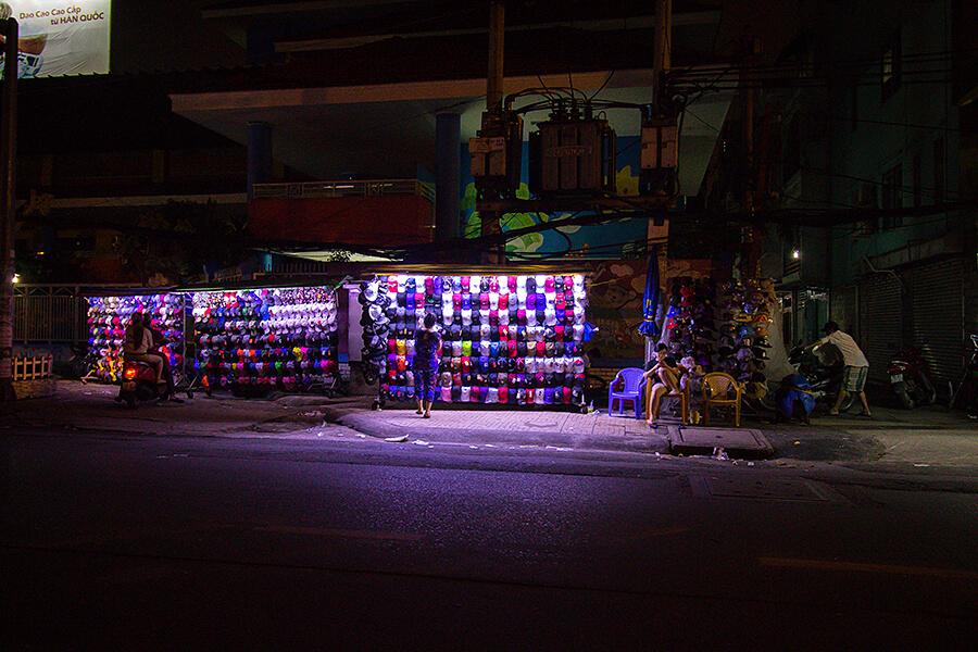 local shopping in saigon
