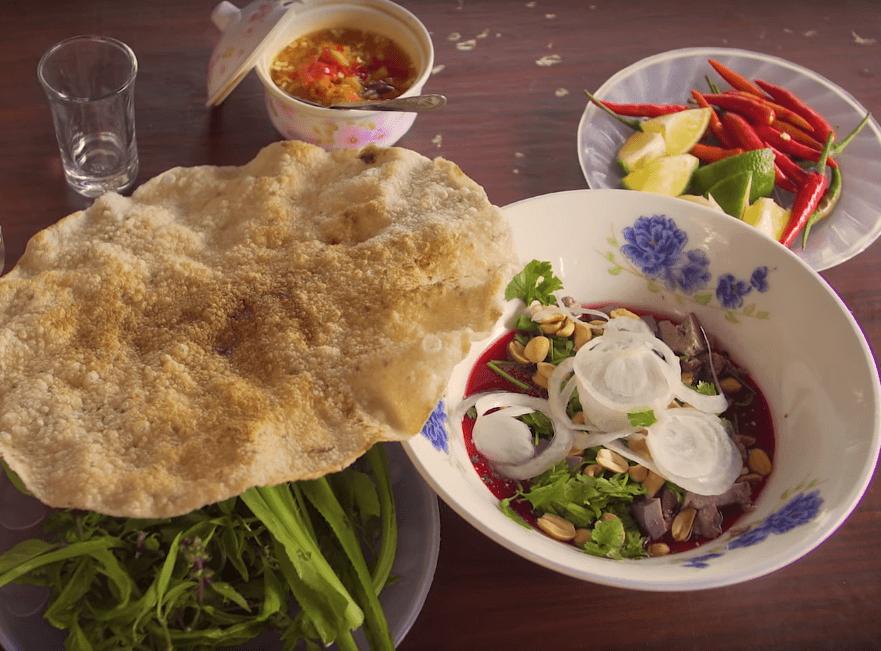 must try strange food in vietnam