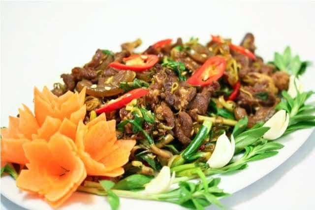best Vietnamese goat dishes