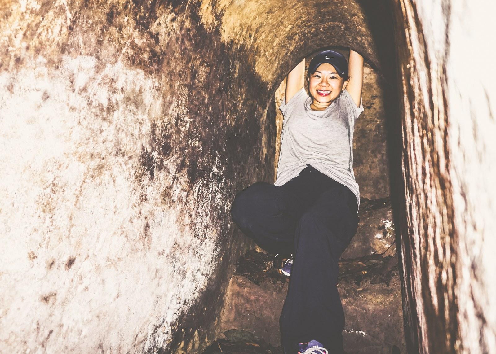 cu chi tunnels cost