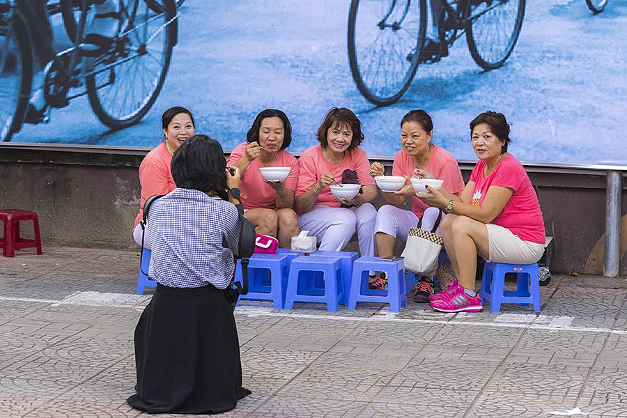 Saigon street food culture