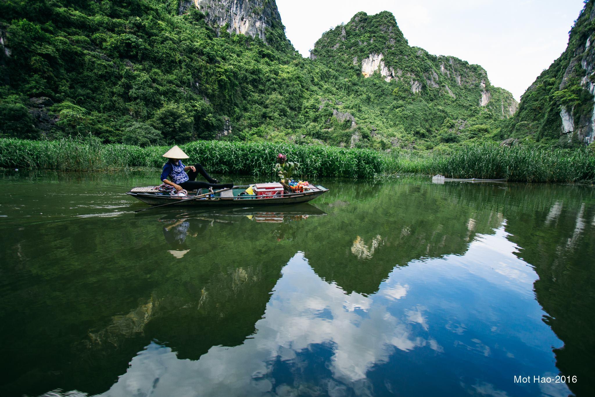 Ninh Binh northern vietnam