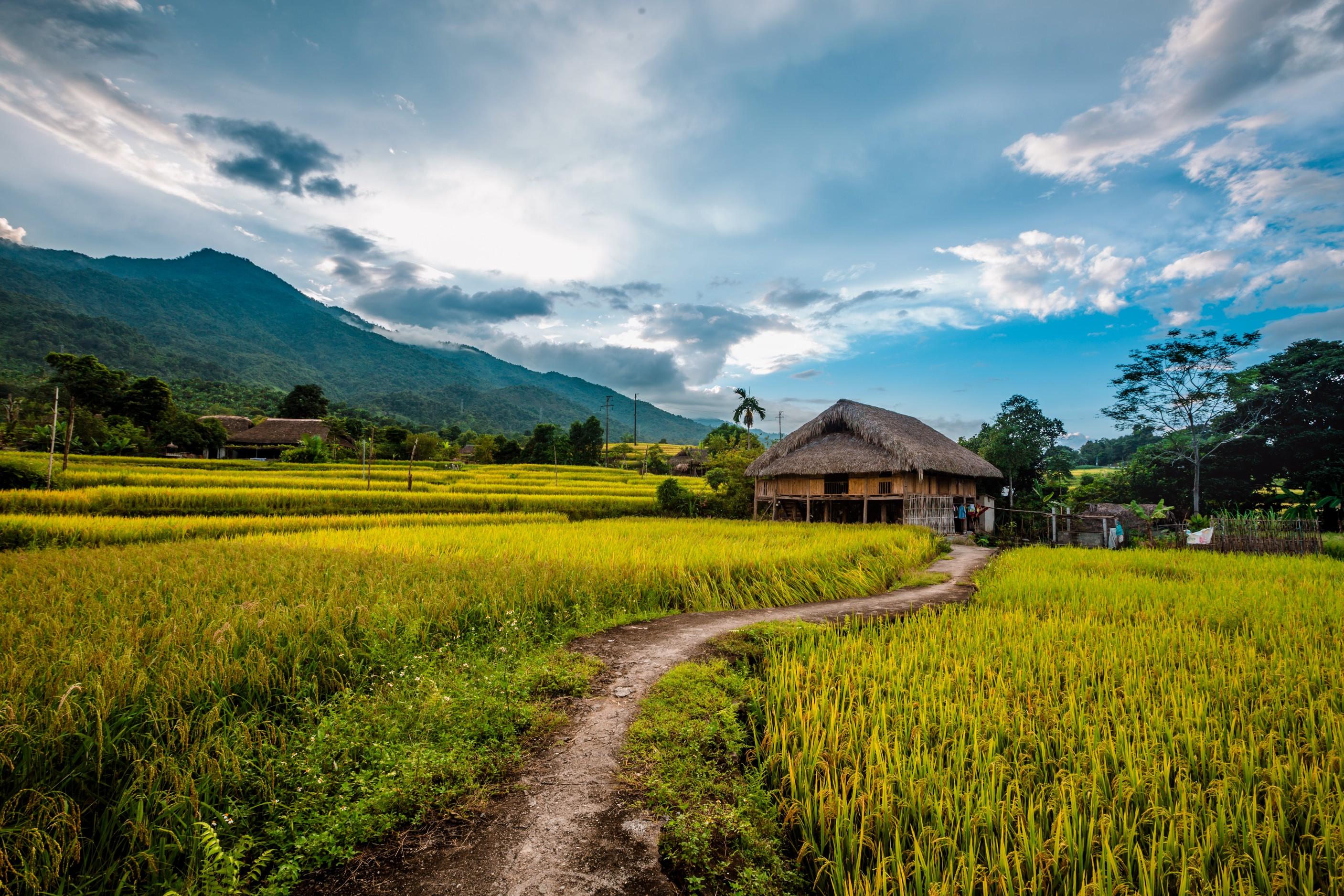 Ha Giang Northern Vietnam