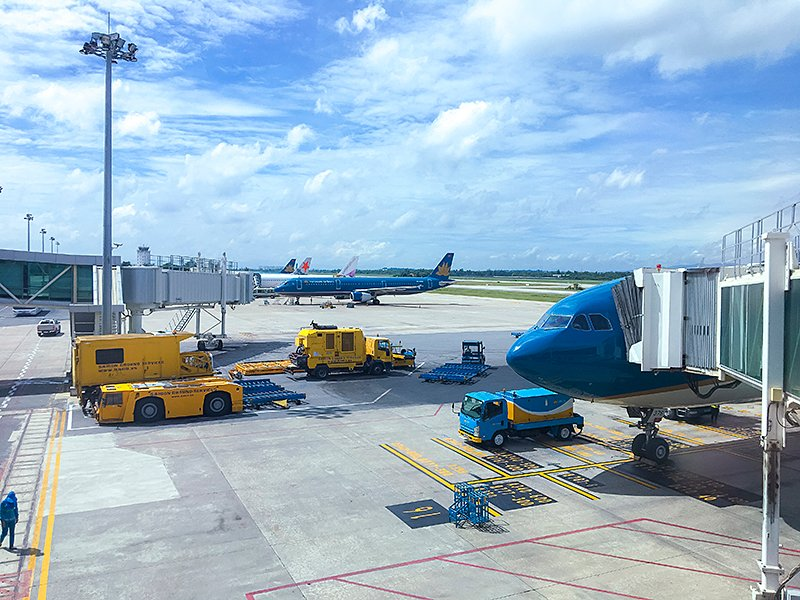 Guide to Da nang international Airport