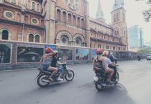 Getting around in Saigon