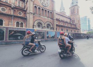Getting around in Saigon
