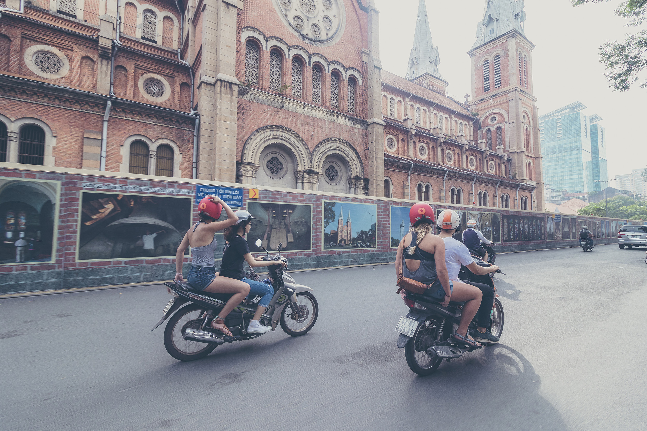 Getting Around Saigon and its Wonderful Districts - The Christina's Blog