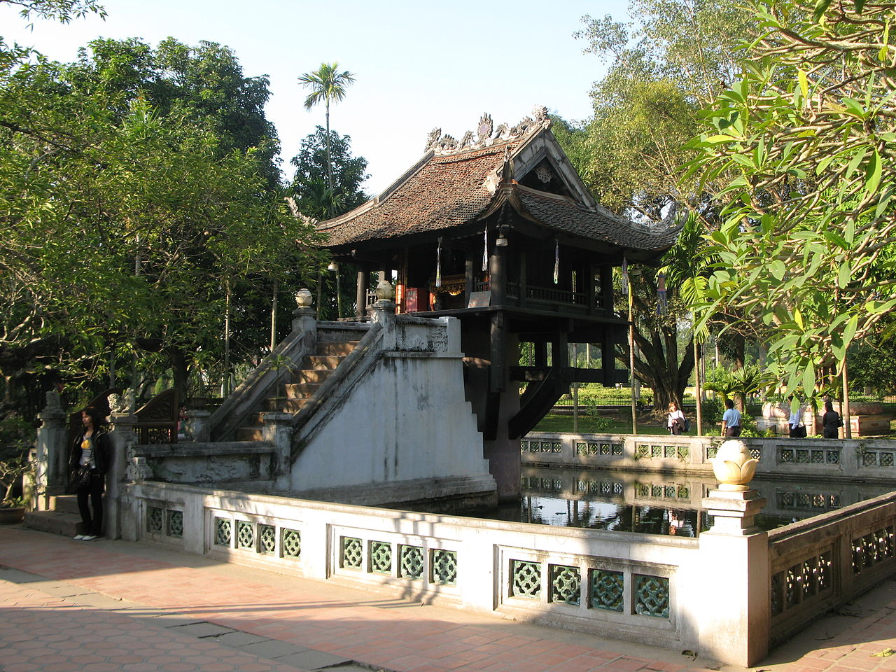 hanoi city tour itinerary