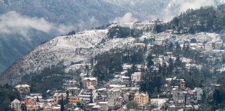 Sapa in Snow