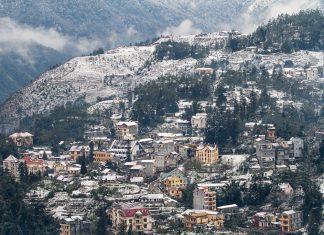 Sapa in Snow