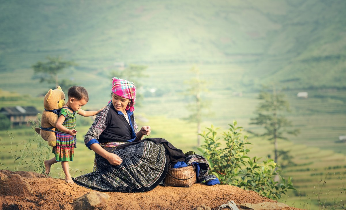 hill tribes sapa hmong people