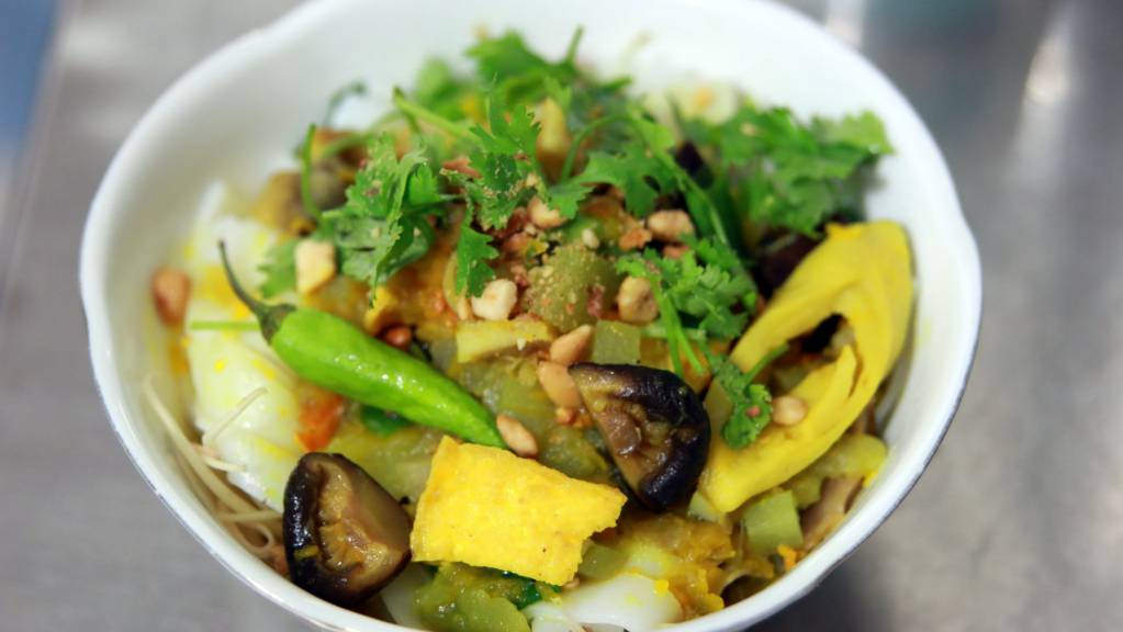 Traveling with Dietary Requirements in vietnam vegetarian