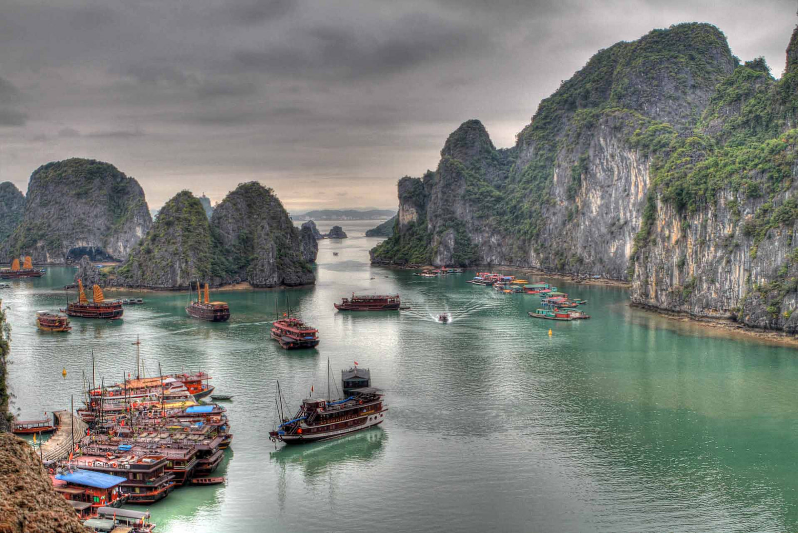 everything about ha long bay