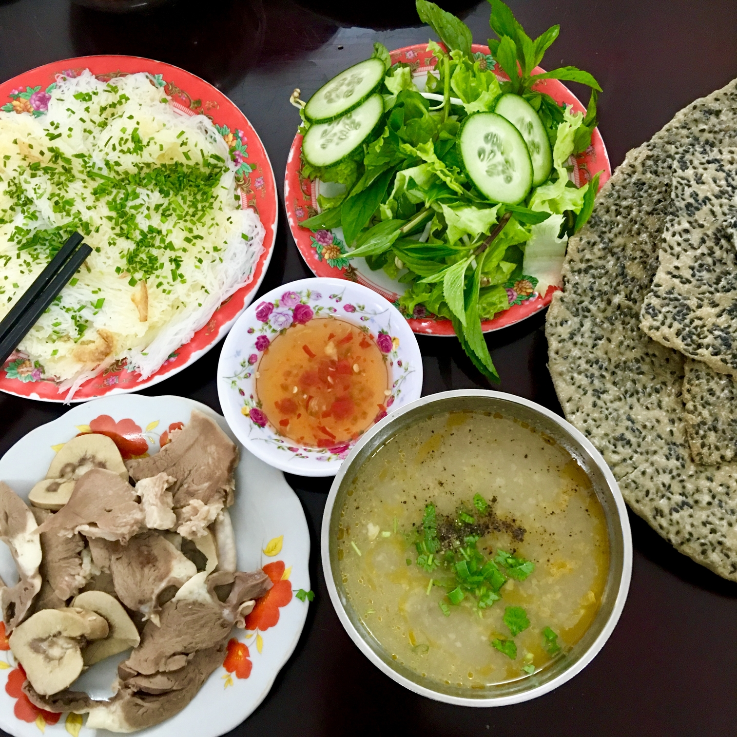 what to eat in quy nhon