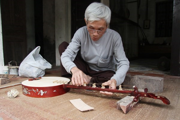 Dao Xa Traditional Musical instrument Handicraft Villages Around Hanoi