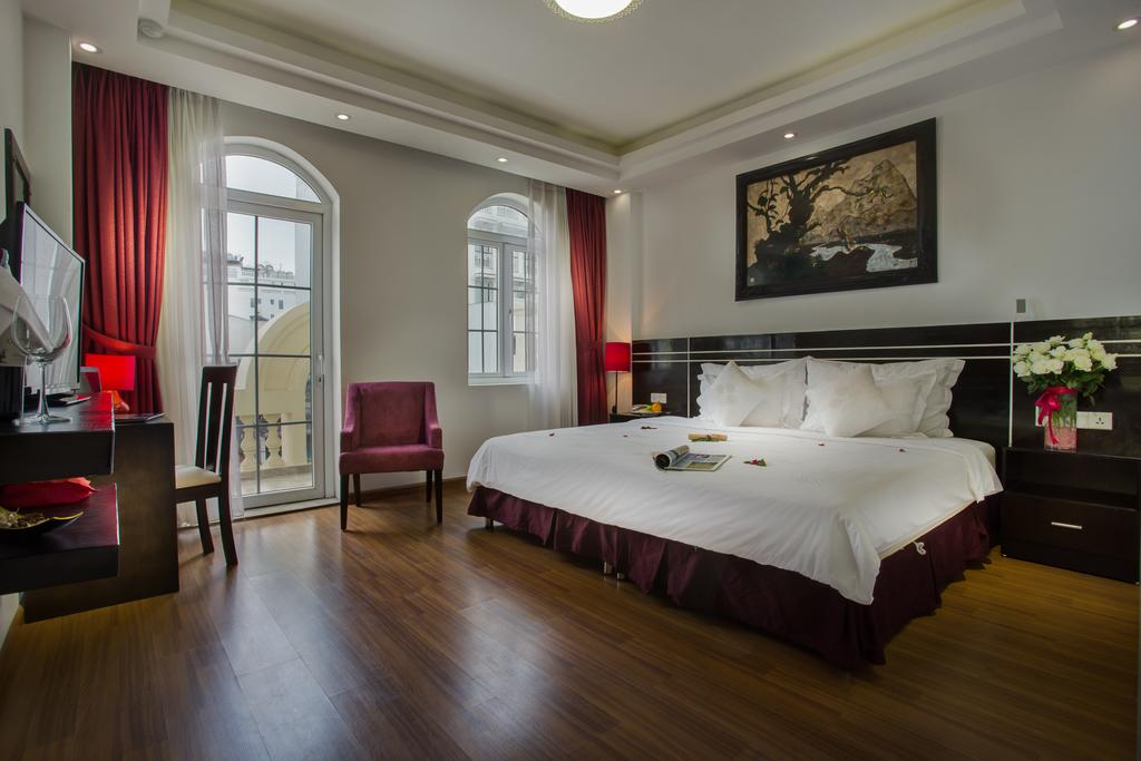 noble boutique hotels in hanoi old quarter