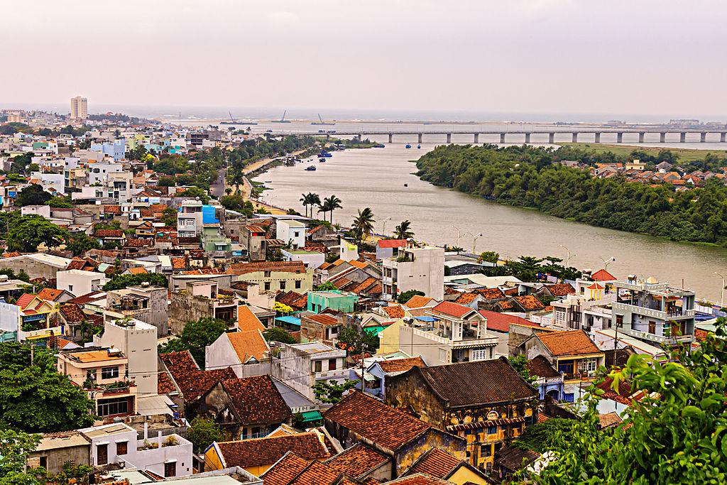vietnamese coast