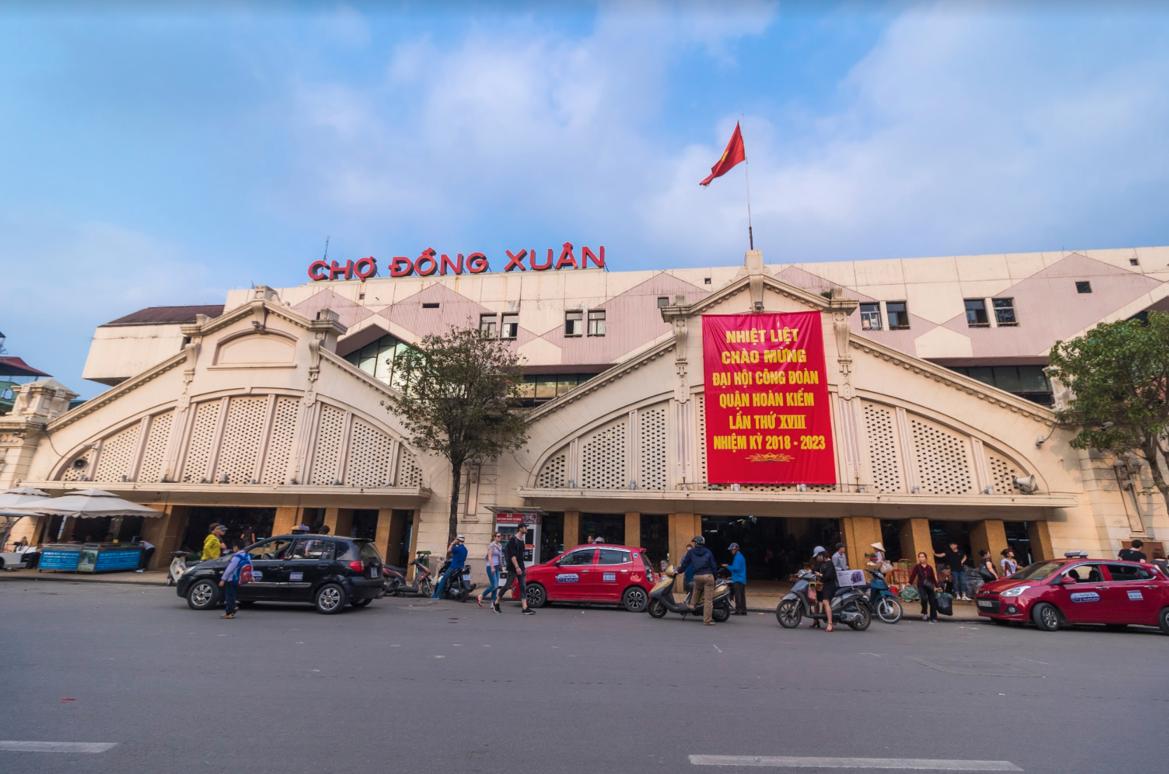 dong-xuan-market