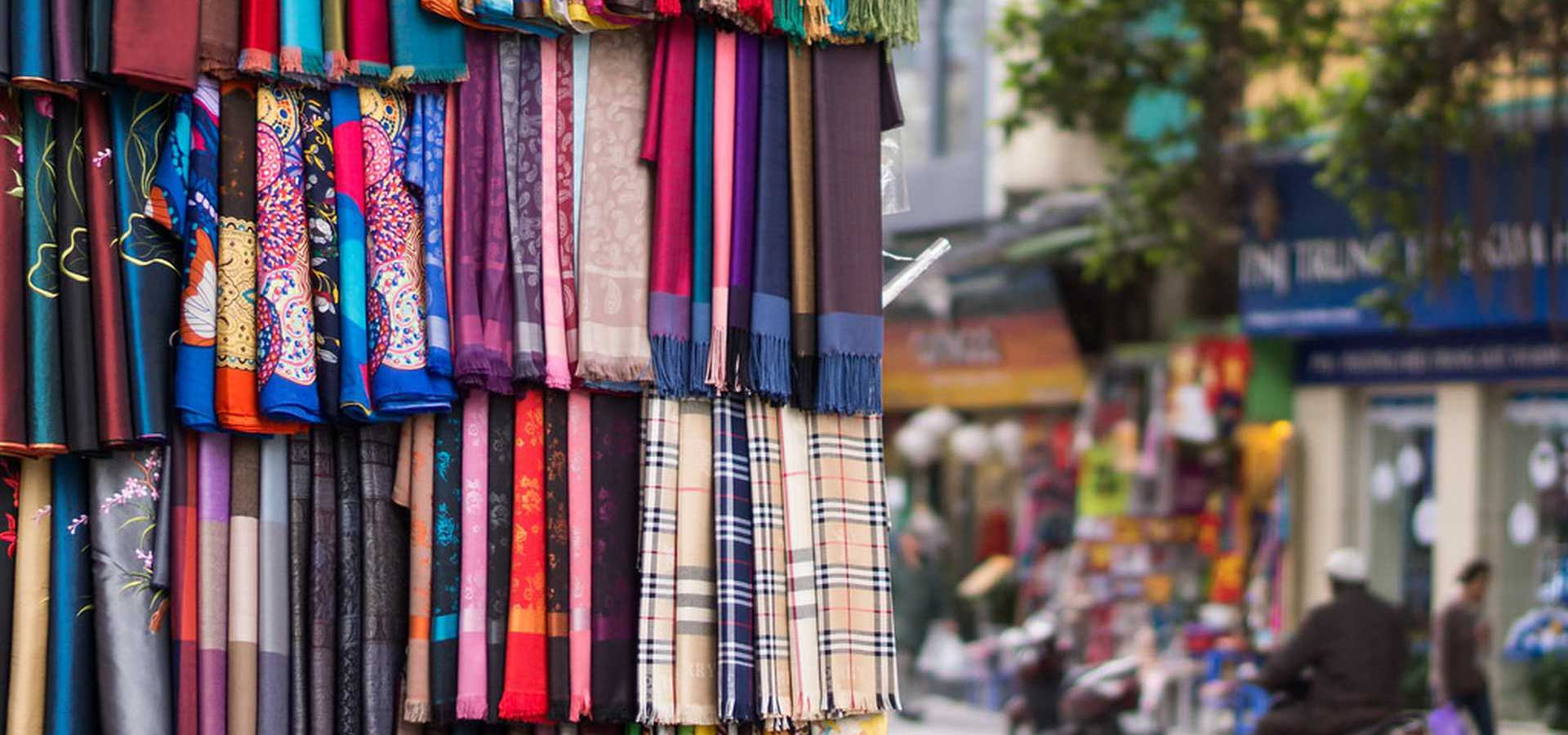 Guide to Shopping in Hanoi