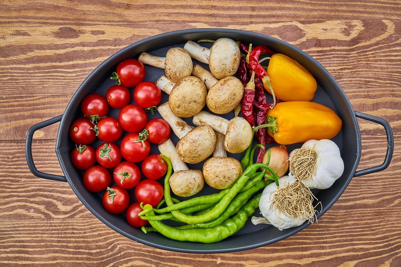vegetarian guide hue