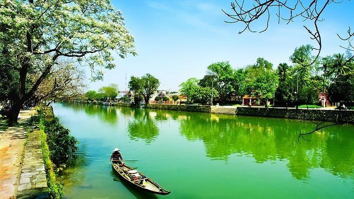 Pagodas in Hue