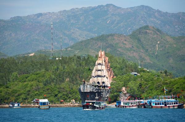 best islands around nha trang