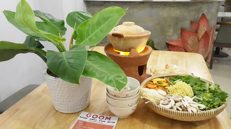 Goom - Healthy Foods & Beverages