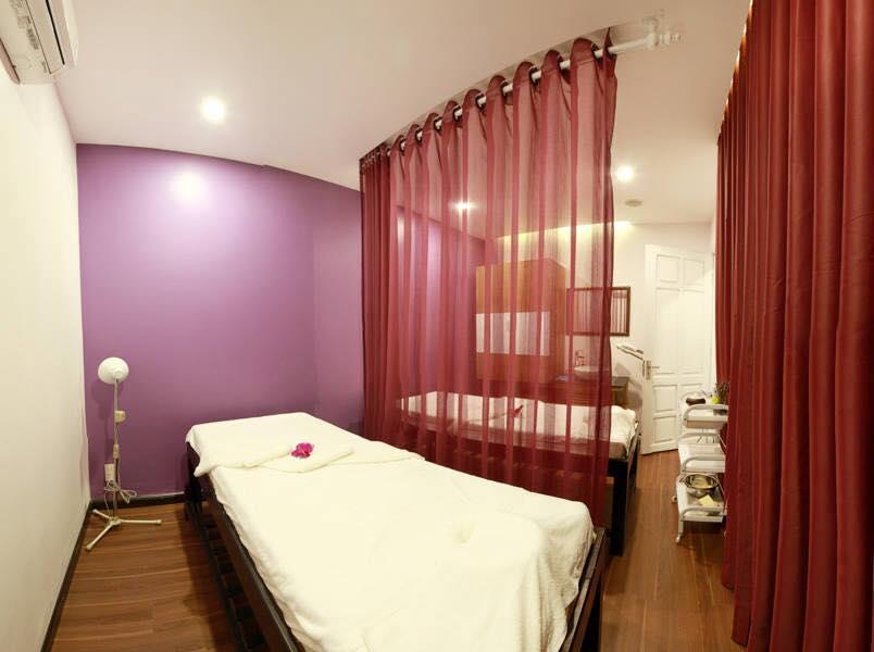 Lavender Spa Danang best massage da nang