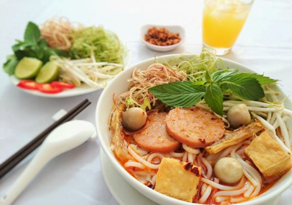 vegetarian dishes da nang