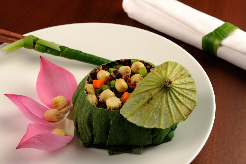 hum vegetarian restaurant saigon