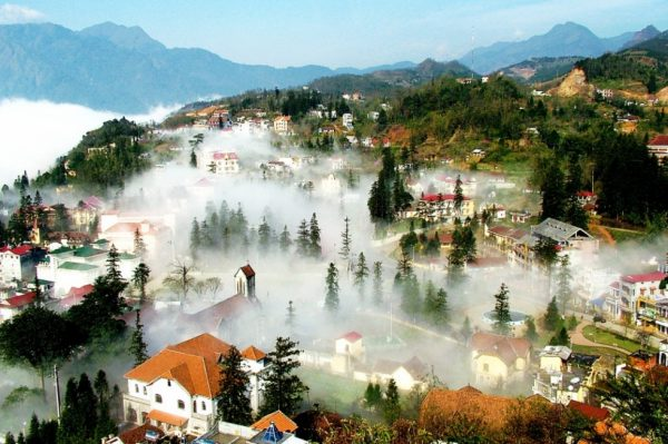 sapa winter season