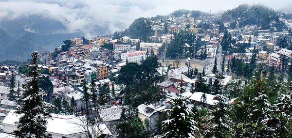 sapa snow