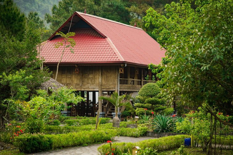 cat ba eco lodge northern vietnam