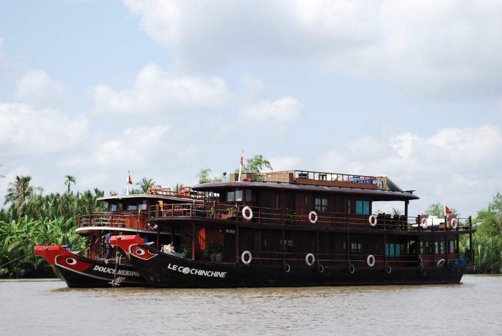 cruise to the mekong delta