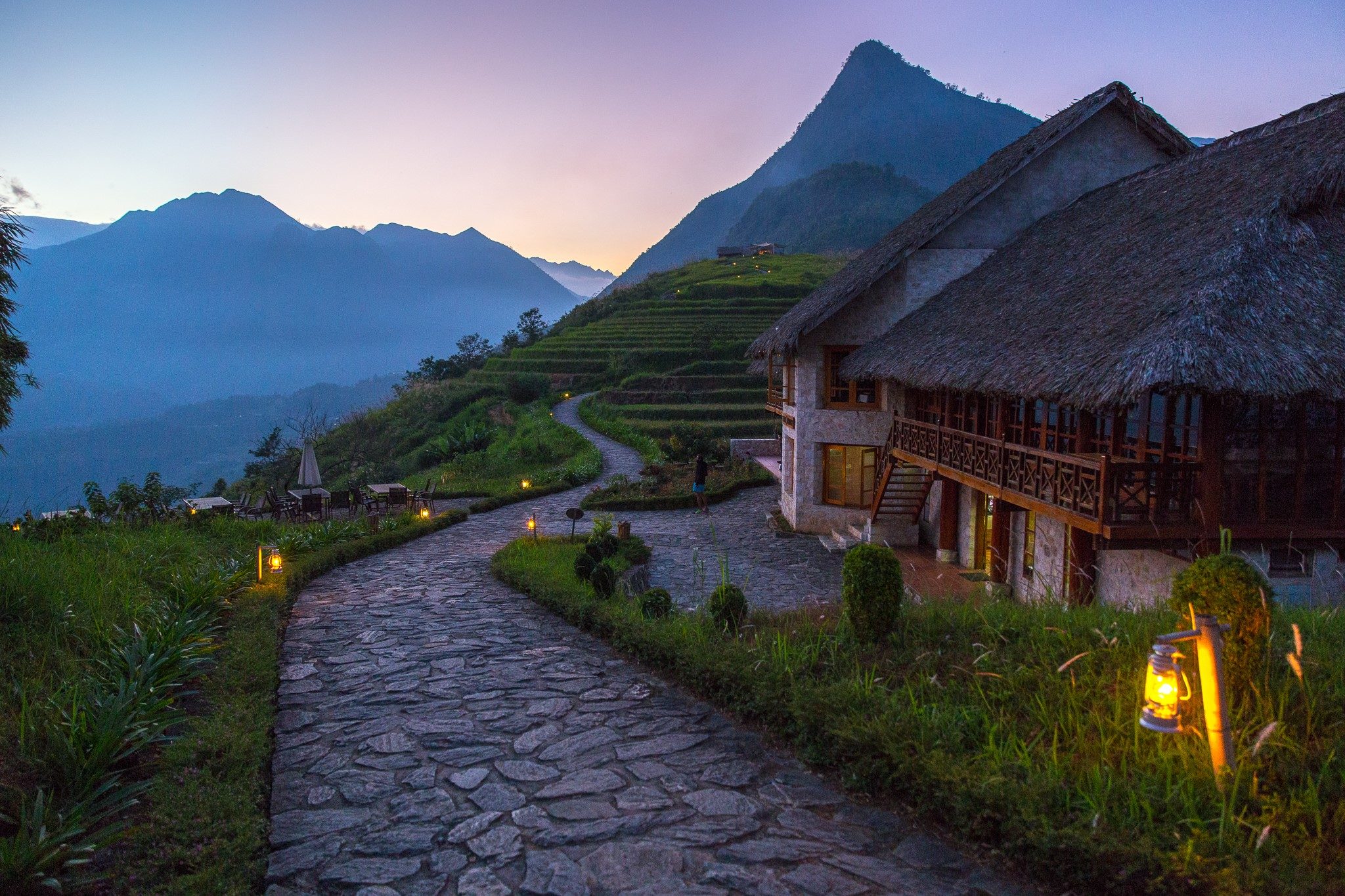 Topas Ecododge Sapa eco-friendly hotels vietnam